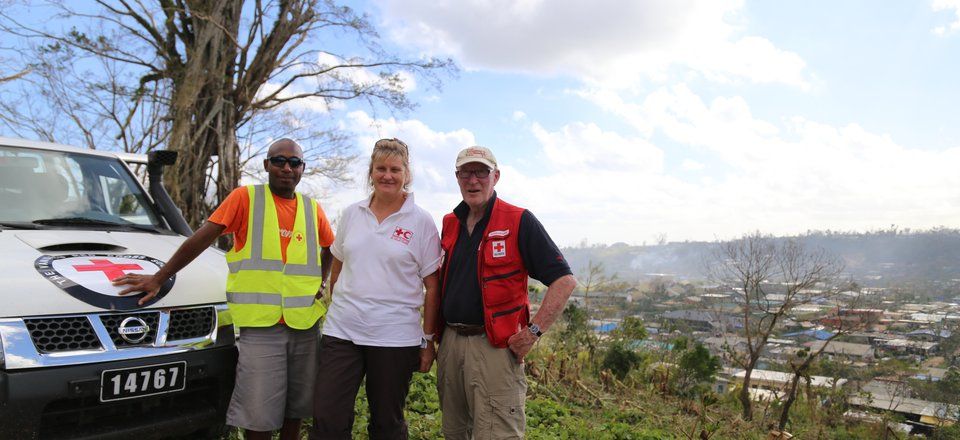 A day in the life of an aid worker