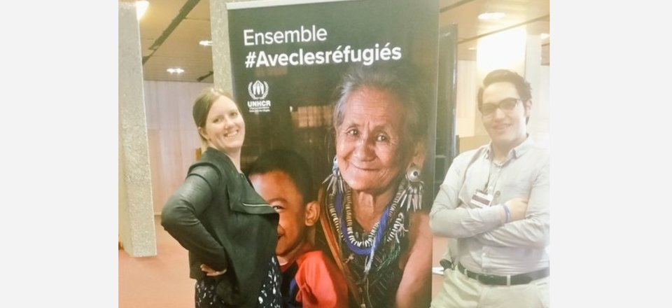 World Refugee Day in Geneva