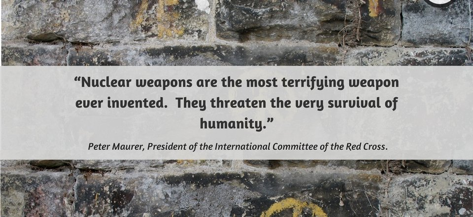 Nuclear weapons - Peter Maurer's statement