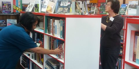 Palmerston North book store