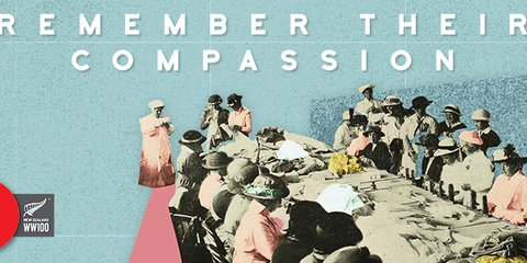 WW100 celebrating compassion