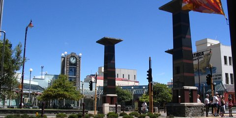 Invercargill - attribute to William Stewart